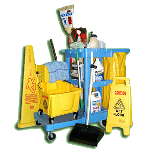 Commercial Cleaning Materials